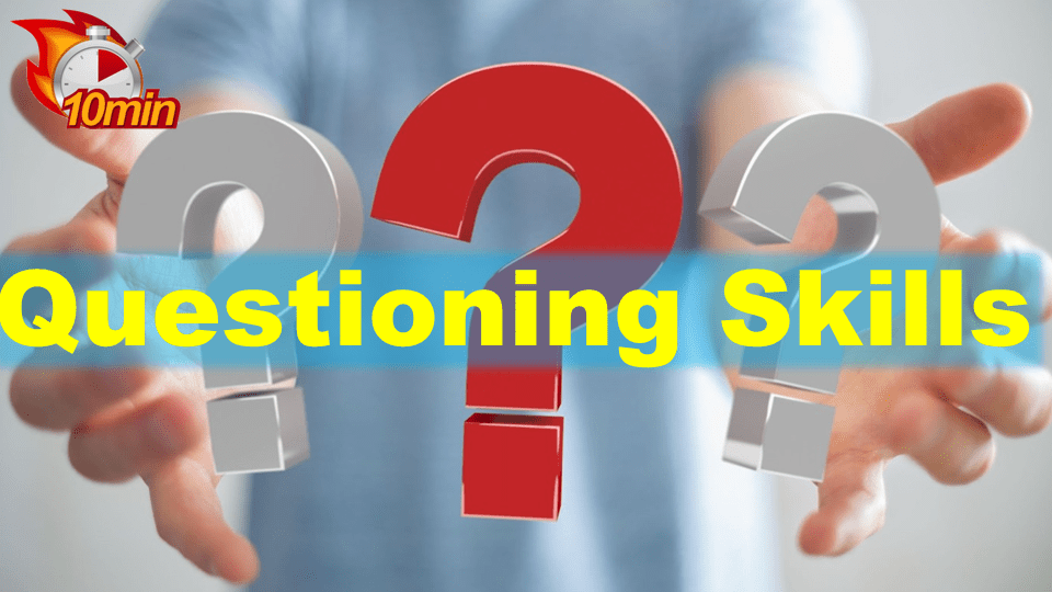 Questioning Skills - Pluto LMS Video Library