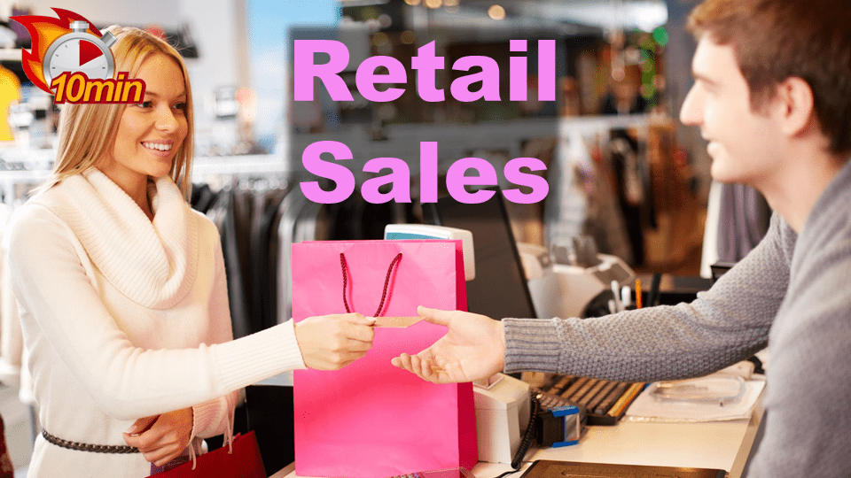 Retail Sales - Pluto LMS Video Library