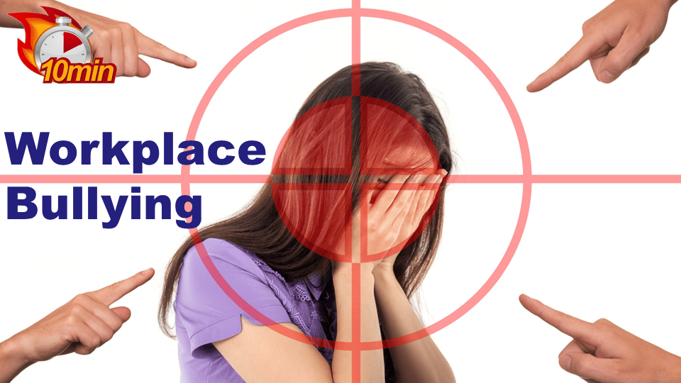 Workplace Bullying - Pluto LMS Video Library