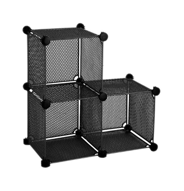 Wire Storage Cubes Organization Plutoninc
