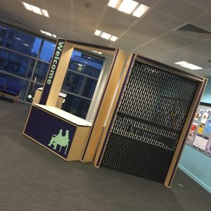 PLYable Citizens Advice Reception Plywood Furniture