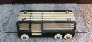 Coffee Table Bus