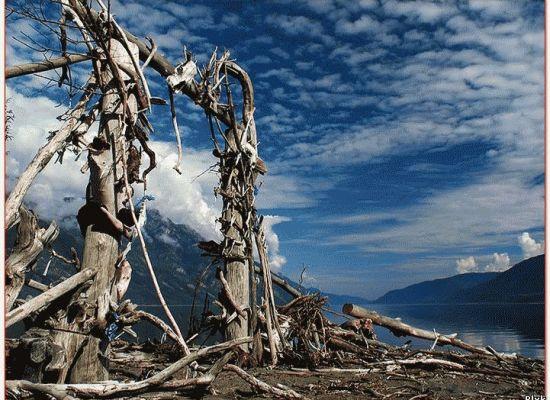 Духи природы Алтай
