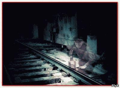 Призраки в метро интересная подборка историй из метро где видели приведений и призраков, и даже паранормальное снимали камеры.