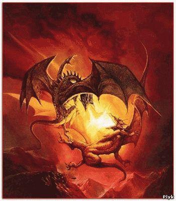 Мифы про драконов