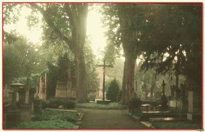 Кладбища всегда считались аномальными местами