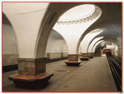 станция Сокол - здесь происходят невероятные случаи