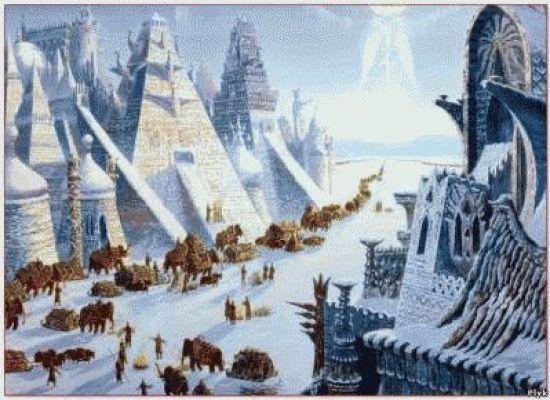 Предки славян гиперборейцы