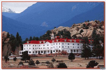 Самый знаменитый отель призрак, о котором Стивен Кинг написал книгу Сияние - Отель Стенлей