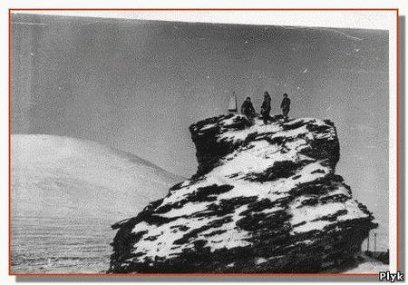 Группа Дятлова погибла на перевале Дятлова, гибель группы Дятлова очень загадочны и покрыта тайнами