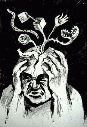 Рисунки людей с психическими отклонениями2