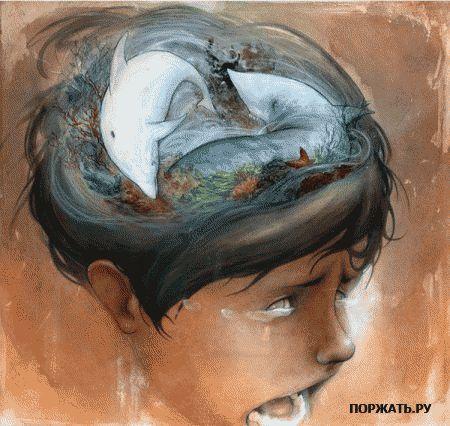 Рисунки людей с психическими отклонениями88