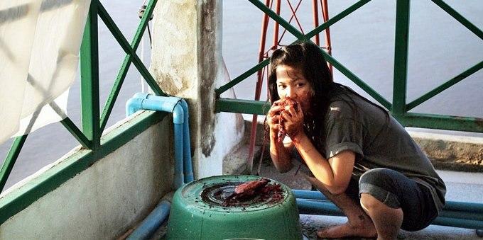 Призрак в Таиланде