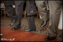 Dabke Arabic Dancing at Wedding Lebanese Wedding Toledo Ohio