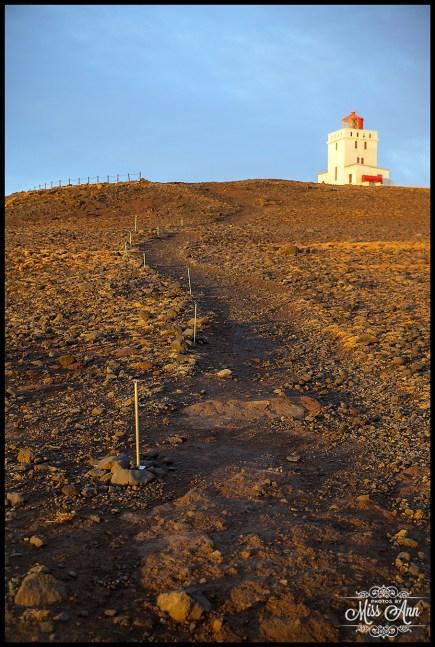 Dyrholaey Cliffs Lighthouse Cliffs by Vik Beach Iceland Wedding Planner and Photographer