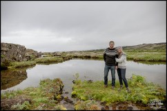Iceland Summer Engagement Session