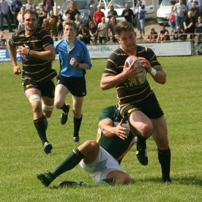 Dawe's Cornwall hope it will be third time lucky at Twickenham
