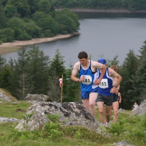 Tocknell edges out Cole to claim Burrator Horseshoe Run victory