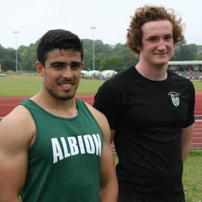 Ivybridge winger de Mendonca is chasing his dream at Albion this summer
