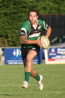 Lewis Paterson Ivybridge rugby