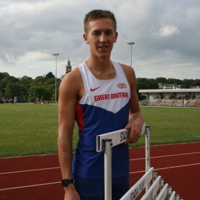 Big weekend for Plymouth's World Indoor Championship hopeful King