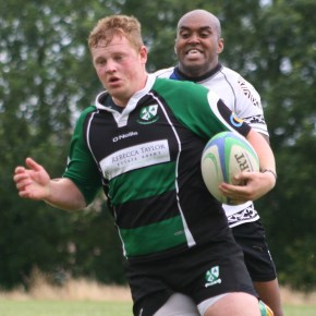 GALLERY: Young Ivybridge side dig deep to beat Plymouth Fijians