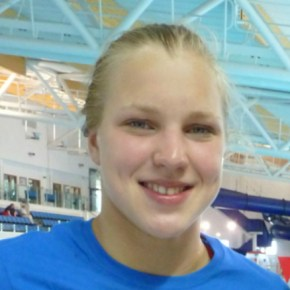 Plymouth Leander's Ruta Meilutyte continues her hot form in Rome