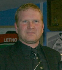 Shaun Bedford-Smith