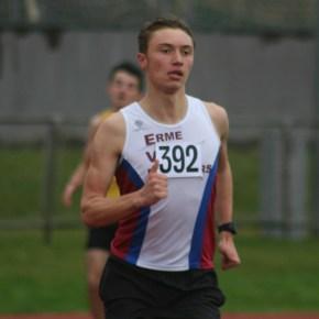 ATHLETICS ROUND-UP: Brown triumphs in BMC 800m at Exeter, plus PBs galore at Devon Open Meet