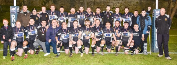 Old Techs winning the Lockie Cup in April