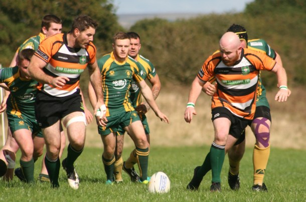 Plymstock Albion Oaks and Plymouth Argaum are both in derby action against this weekend, visiting Saltash and Tamar Saracens, respectively