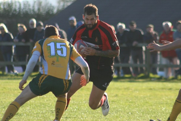 Tavistock run at Plymstock Albion Oaks in the Cornwall/Devon League