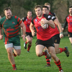 RUGBY ROUND-UP: Ivybridge leave it late to beat Salisbury, while Services win again