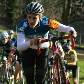 GALLERY: Pictures from the South West Cyclo-Cross Champs at Kelly College