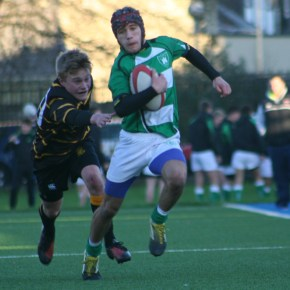 GALLERY: Plymouth players help Devon under-15s to double over Cornwall