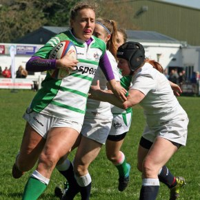 GALLERY: Plymouth centre Higgins claims four tries as Devon Ladies beat England Deaf Rugby