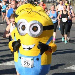 GALLERY: Pictures from Britain's Ocean City Half Marathon