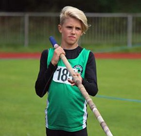 Jones moves into UK's all-time top 10 with pole vault PB at Exeter meet
