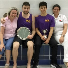 Family success for Dartmouth Darts on the second weekend of Devon County Champs