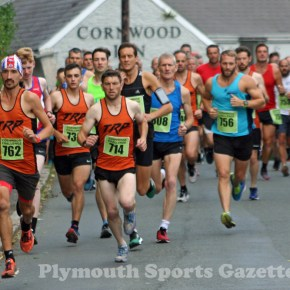 GALLERY: Holland edges out Cole to claim victory in Cornwood 10k