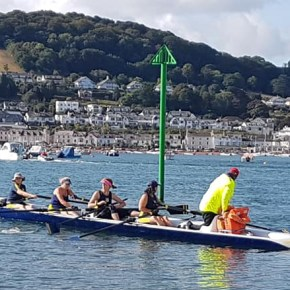 Mayflower Offshore Rowing Club will go into their Muddy Rubble Regatta on a high