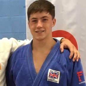 Plymstock School judo star Gregory selected for GB Futures Camp in Tokyo