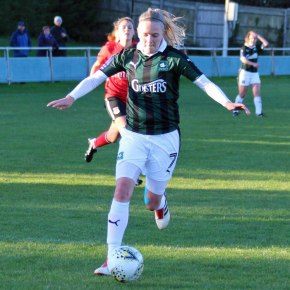 Argyle Ladies turn on the style second half against Exeter City