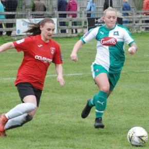 Argyle Ladies suffer shock cup defeat to Devon rivals Exeter City