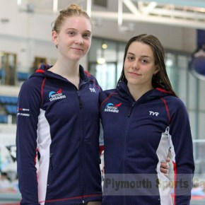 Freeman and Osrin win medals for Great Britain at Ontario International