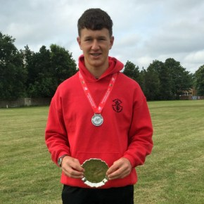 Fileman selected to represent England at Youth Nations Cup in Dublin