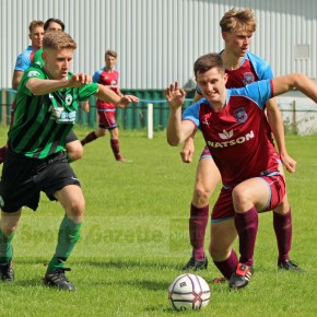 GALLERY: Pictures from Launceston v Ivybridge at Pennygillam