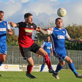 GALLERY: Pictures from Plymstock United v Bere Alston