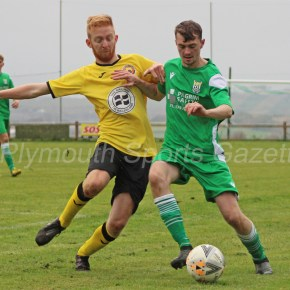 GALLERY: Pictures from Lakeside Athletic v Plympton Athletic