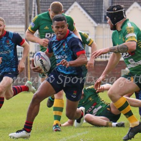 GALLERY: Services turn on the style in the second half against Oaks